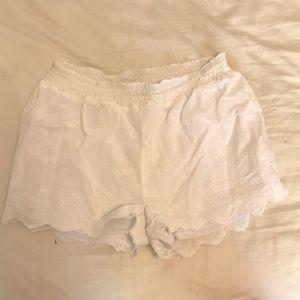 Medium Flowy Shorts